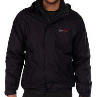 Personalised Embroidered Waterproof Jacket