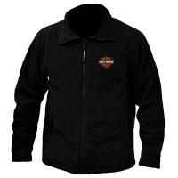 Harley Davidson embroidered Fleece