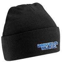 Beanie hat embroidered with your logo