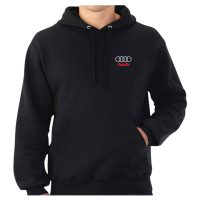Audi Embroidered Hoodie