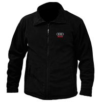 Audi Embroidered Fleece Jacket