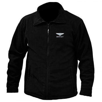 Bentley Embroidered Fleece Jacket