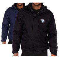 BMW Embroidered Waterproof Jacket
