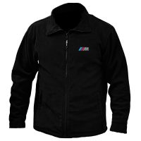 M-Power Embroidered Fleece Jacket
