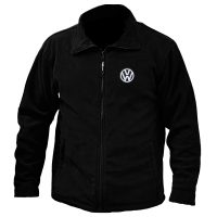 VW Transporter Embroidered Fleece Jacket