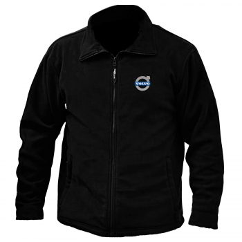 Volvo Embroidered Fleece Jacket
