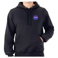 NASA Embroidered Hoodie