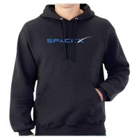 SpaceX Embroidered Hoodie