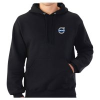 Volvo Embroidered Hoodie