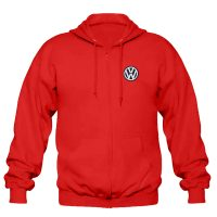 VW Embroidered Ziphoodie